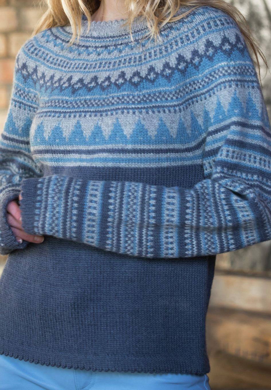 gjestal nora genser