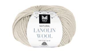 Natural Lanolin Wool