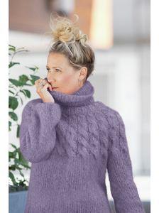 Zelda Hals Tube, Lavendel