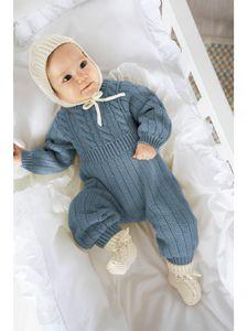 Einer Babysett, Jeansblå