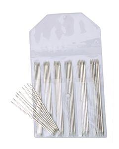 Strømpepinnesett 20 cm