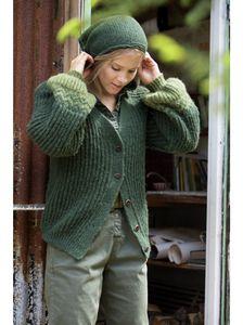 Joanna Headscarf, Grønn